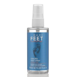 Bare Feet Cooling Foot Spray