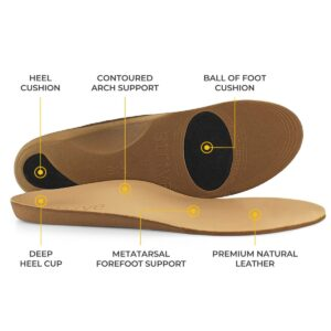 Strive Orthotic Comfort Insoles