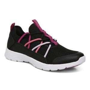 Vionic Brisk Zeliya black/pink