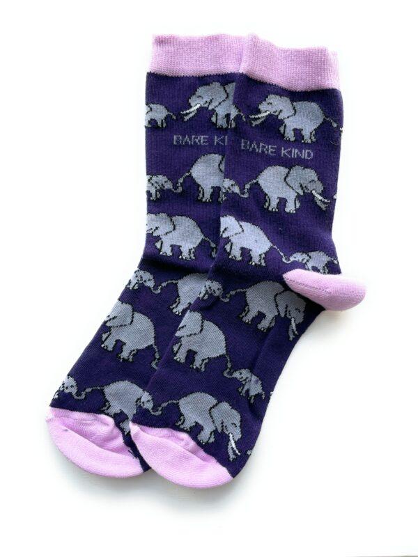 Bare Kind elephants